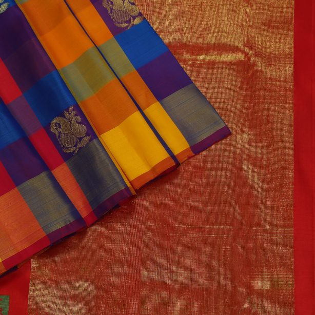 Multi Color Sarees