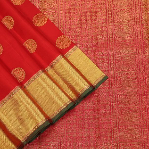Traditional Kanjivaram Sarees