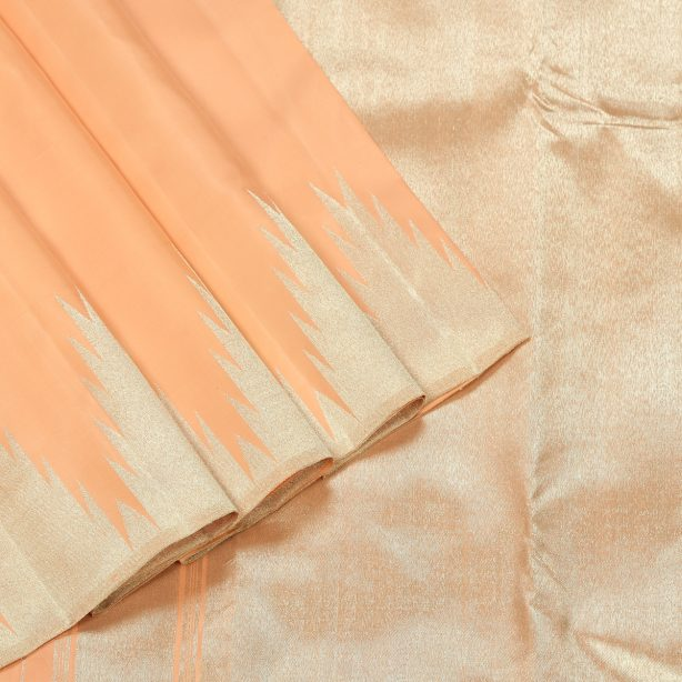 Temple Border Kanjivaram Silk Sarees